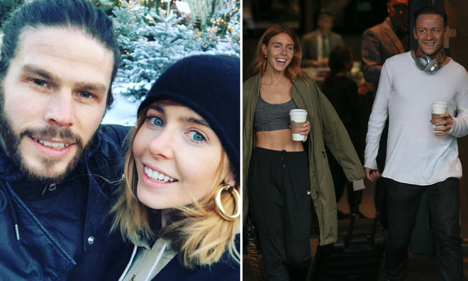 Stacey Dooley has apparently struck up a romance with Kevin Clifton