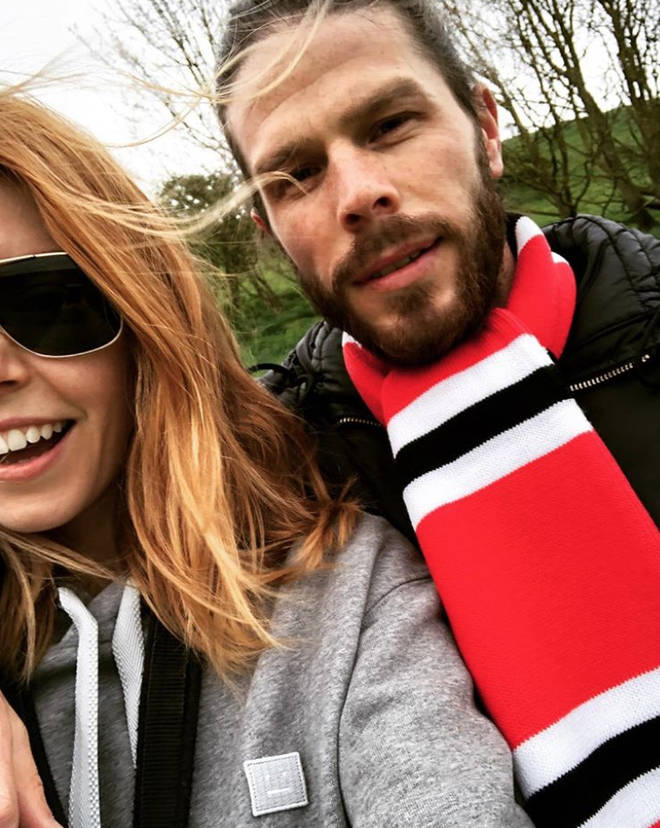 Stacey Dooley and Sam Tucknott were together for five years