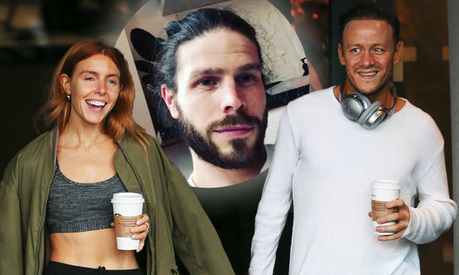 Stacey Dooley hits back at ex who discovered she and Strictly partner are in a relationship