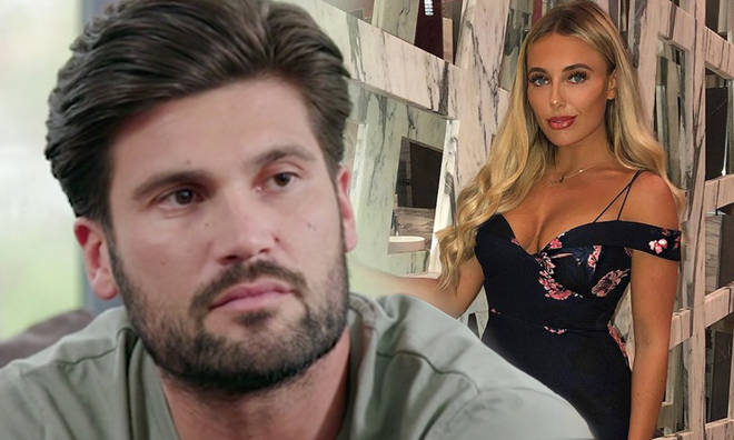Amber Turner shared a now-deleted tweet about 'the truth' during TOWIE