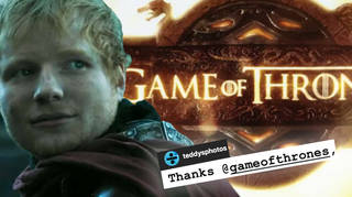 Viewers find out what happened to Ed Sheeran's character in Game Of Thrones