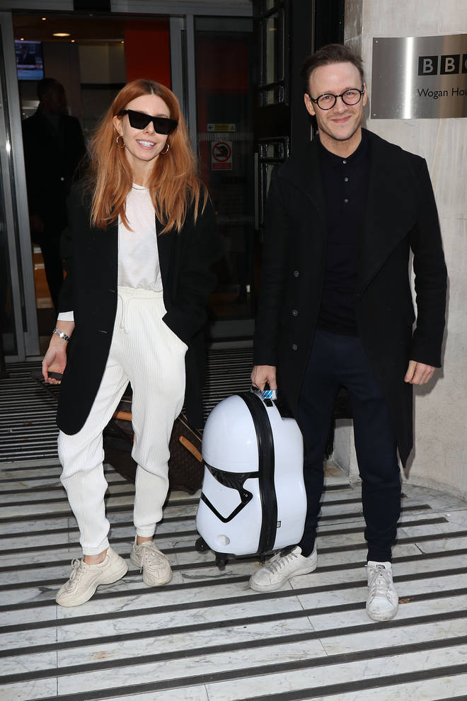 Stacey Dooley and Kevin Clifton have reportedly struck up a romance
