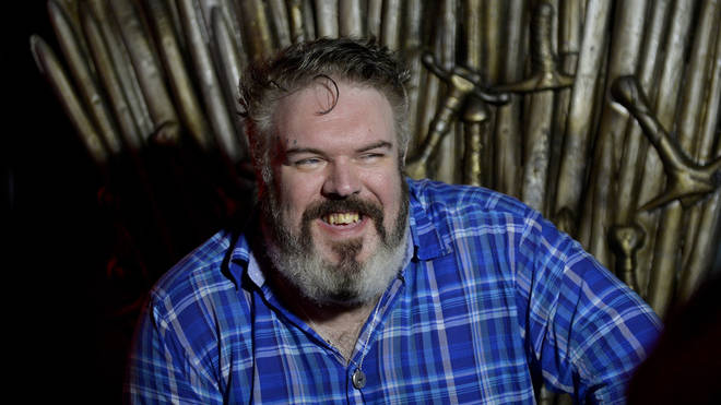 Kristian Nairn played Hodor in the series Game of Thrones