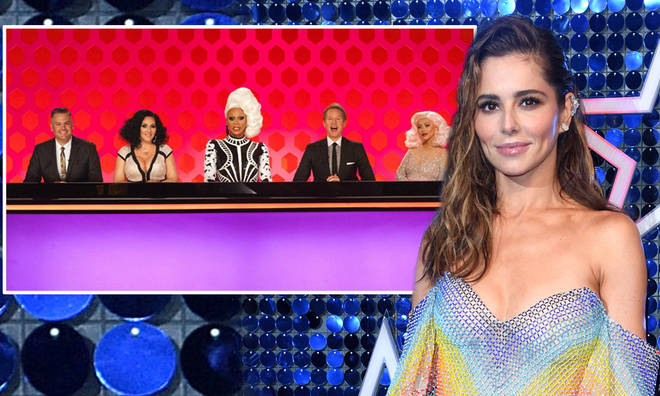 Cheryl will star on Ru Paul's Drag Race as a guest judge