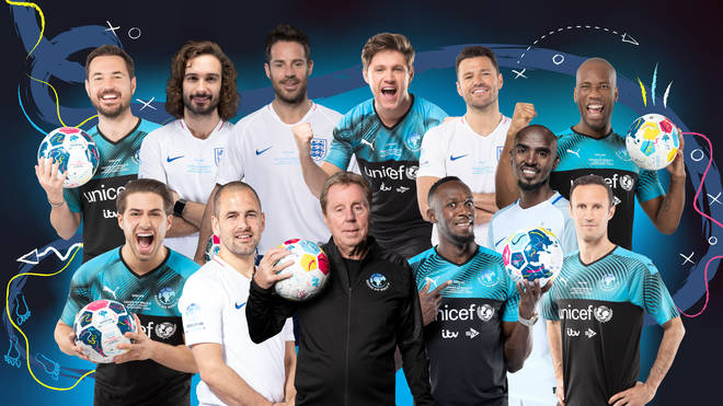 Soccer Aid For Unicef 2019 Date All Star Line Up Ticket Information Capital