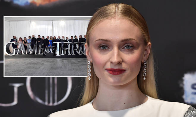 Sophie Turner is taking some time out of acting to focus on her mental health
