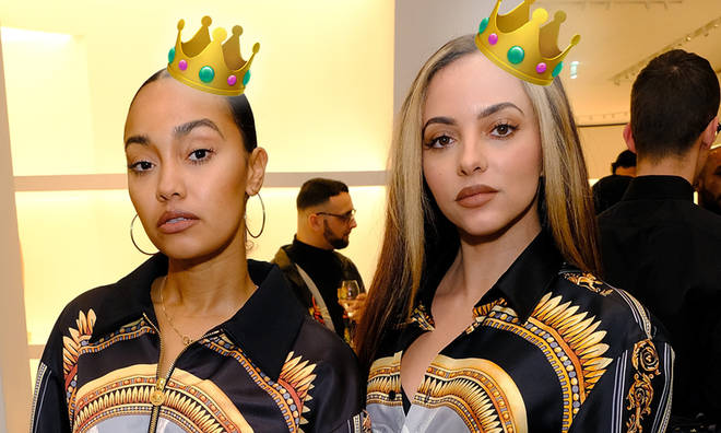 Leigh-Anne Pinnock & Jade Thirlwall officially sign as songwriters