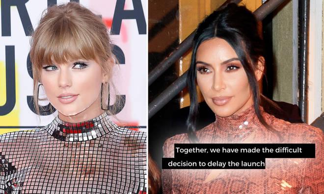 Kim Kardashian has delayed her perfume's launch date