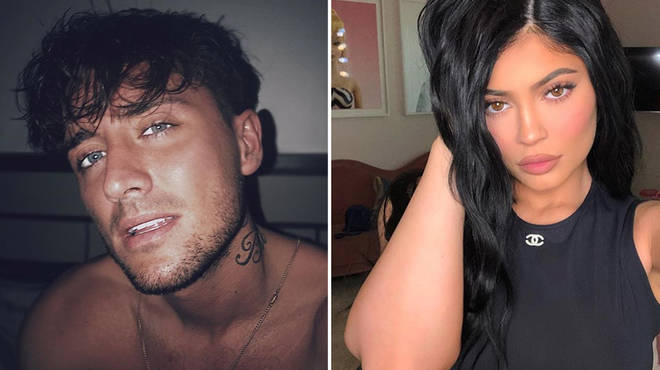 Stephen Bear claimed he partied with Kylie Jenner