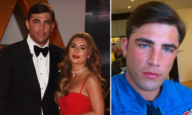 Jack Fincham hinted he had a 'lucky escape' from Dani Dyer