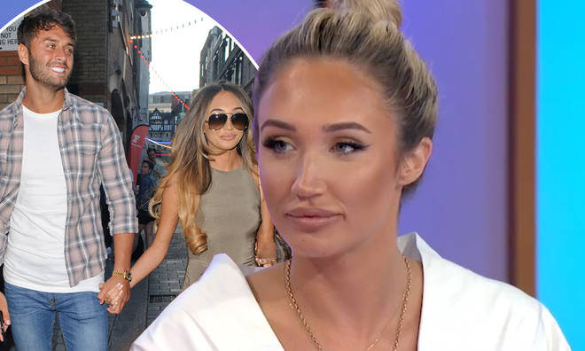Megan McKenna said she's 'doing okay' following the death of Mike Thalassitis