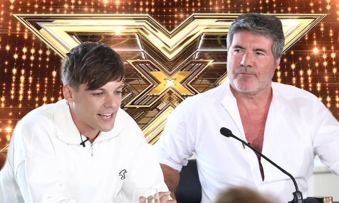 Simon Cowell will let Louis Tomlinson decide if he wants to return to The X Factor