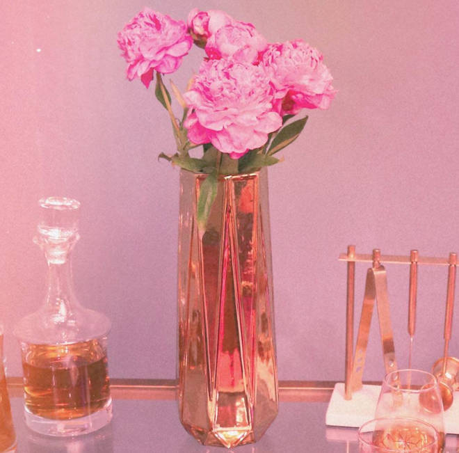 Taylor Swift's Instagram is full of pink and pastel shades