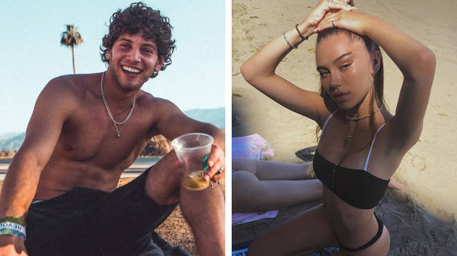 Eyal Booker is now dating model Delilah Belle