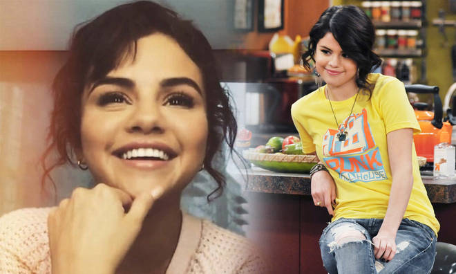 Selena Gomez has opened up about growing up on the Disney Channel
