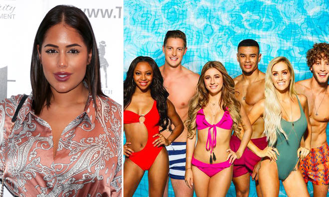 Malin Andersson questioned whether Love Island should air this year
