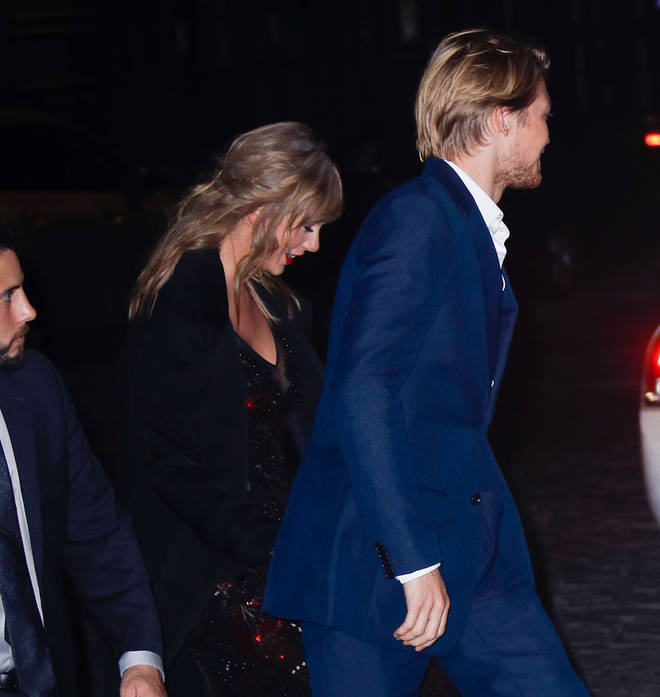 Taylor Swift and Joe Alwyn are said to be seriously loved up