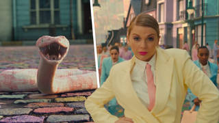 Taylor Swift dropped the music video for 'ME!'