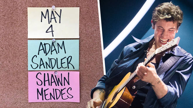 Shawn Mendes has apparently planned surprises for his appearance on Saturday Night Live