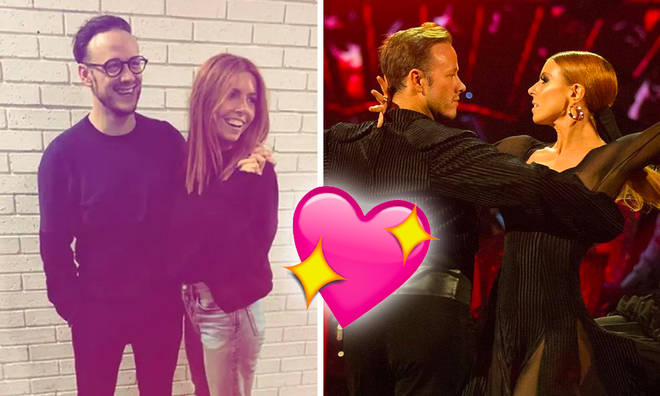 Stacey Dooley and Kevin Clifton 'confirm' relationship