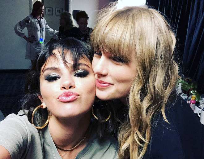 Taylor Swift and Selena Gomez have been friends for years