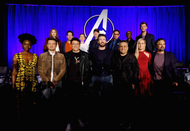 "Marvel Studios&squot; ""Avengers: Endgame"" Global Junket Press Conference"