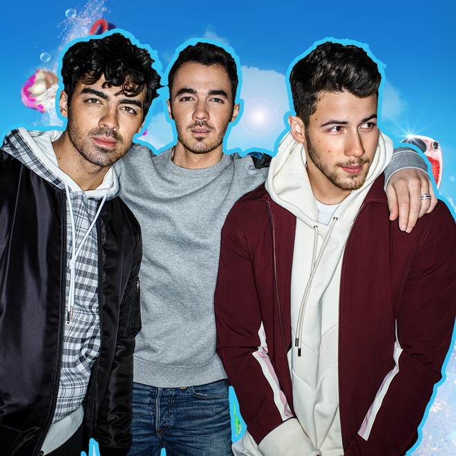 Jonas Brothers are flying in just for you!