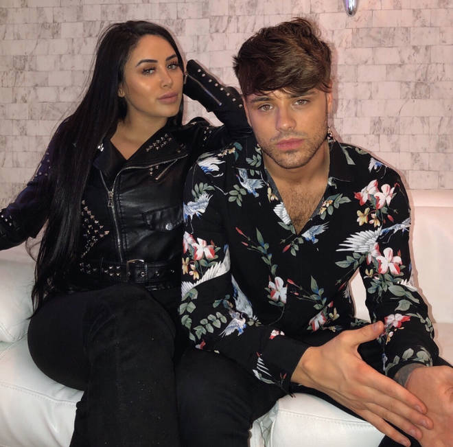 Marnie Simpson and Cody Johnson met in 2017 on a dating programme
