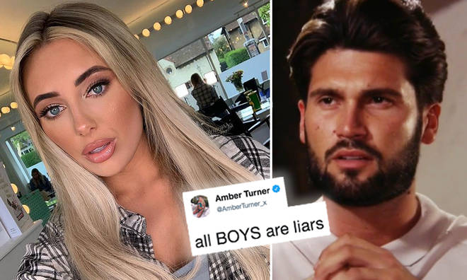 Amber Turner throws shade at TOWIE cast after return to show