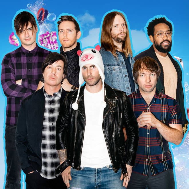 The Maroon 5 boys will be making their Summertime Ball debut!