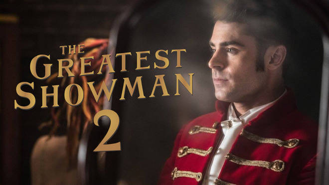 Zac Efron teased a The Greatest Showman sequel