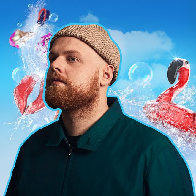 Tom Walker will also be at this year's STB
