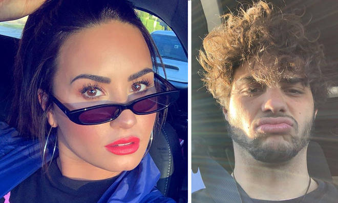 Noah Centineo gets an Instagram follow from Demi Lovato