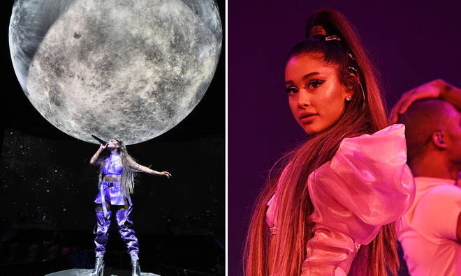Ariana Grande has apparently let slip her least favourite song from her 'Thank U, Next' Album