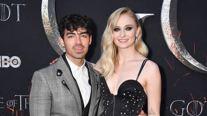 Sophie Turner married Joe Jonas in Las Vegas