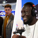 Jonas Brothers and Stormzy want to work on new music