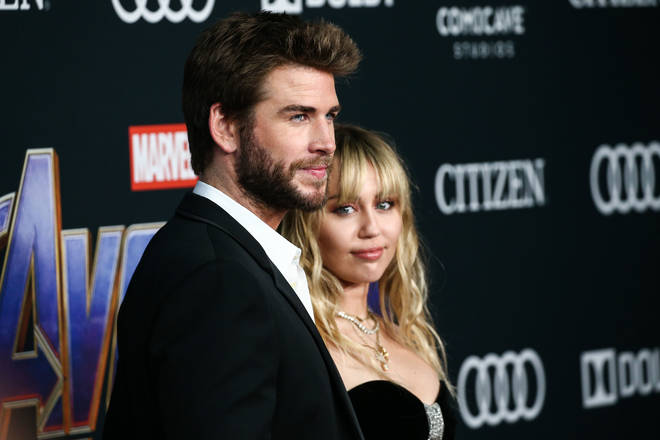 Miley Cyrus & Liam Hemsworth are the ultimate couple goals.