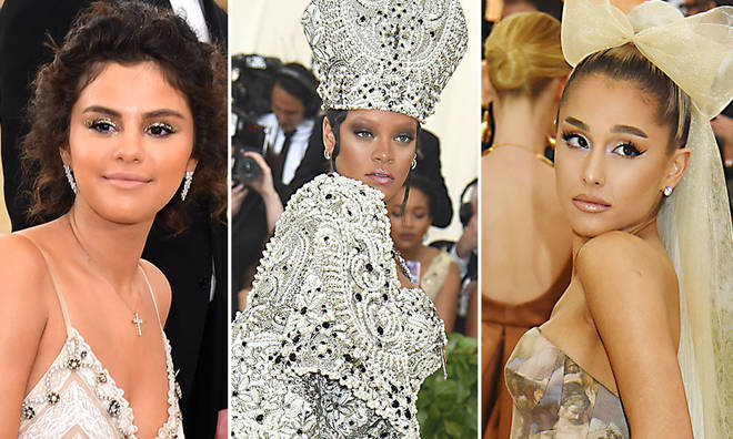 Selena Gomez, Rihanna and Ariana Grande were missing from the Met Gala.