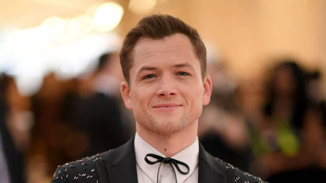 Taron Egerton and the Met Gala 2019