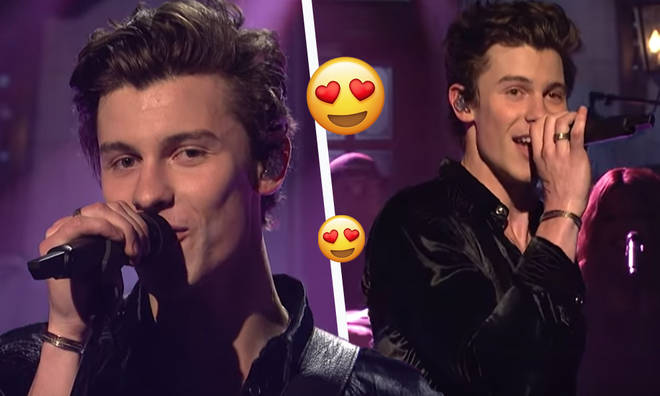 Shawn Mendes returns to SNL to perform 'If I Can't Have You'