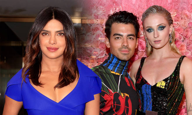 Priyanka Chopra revealed what went down at Joe Jonas and Sophie Turner's Vegas wedding