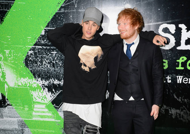 LISTEN: Ed Sheeran & Justin Bieber Release New Song 'I Don't