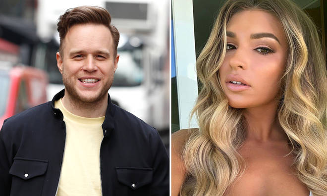 Zara McDermott quashed reports she's dating Olly Murs