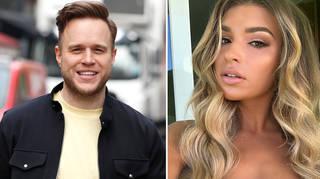 Zara McDermott quashed reports she's dating Olly Murs