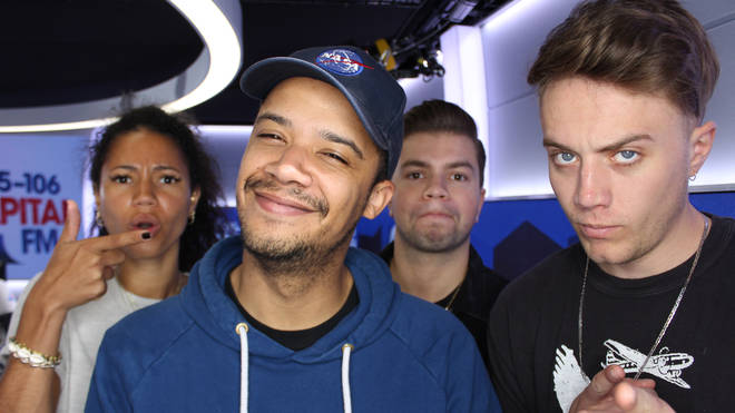 Jacob Anderson joined Capital Breakfast with Roman Kemp
