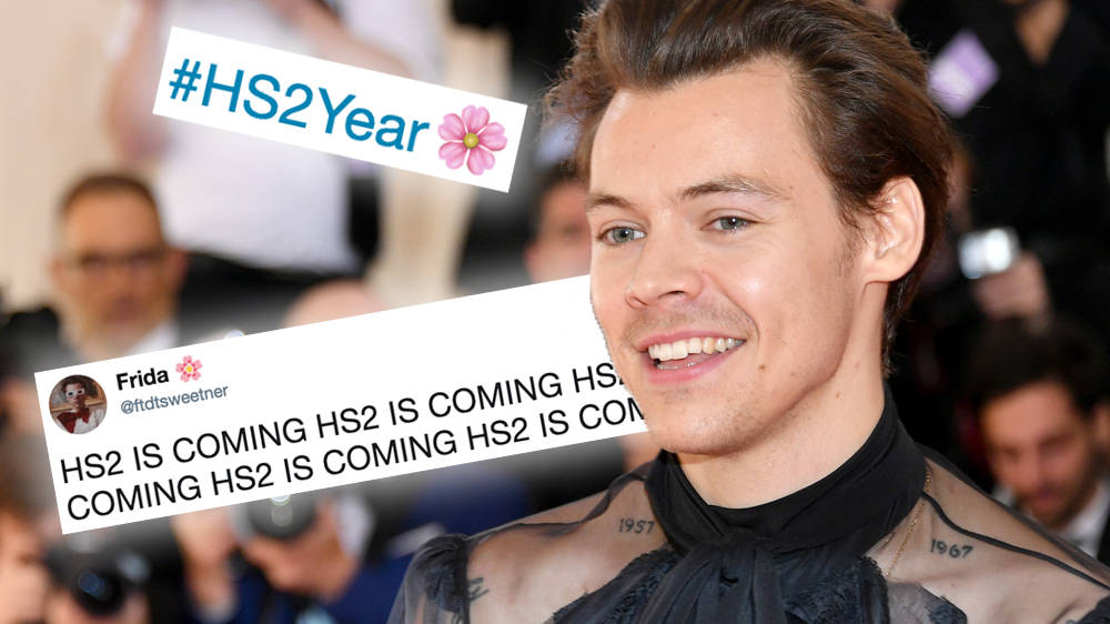 Harry Styles Second Album Fine Line The Release Date Track