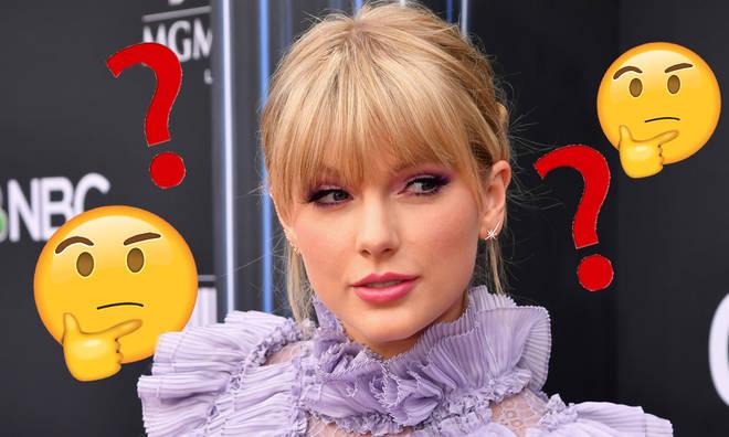 Taylor Swift has all her fans awaiting an announcement