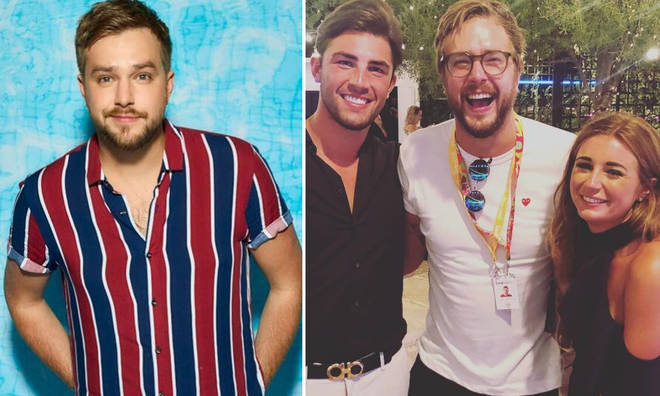 Iain Stirling is the voiceover of the hit show.