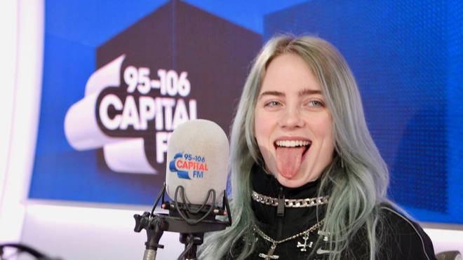 Billie Eilish shared why she resorted to baggier clothing