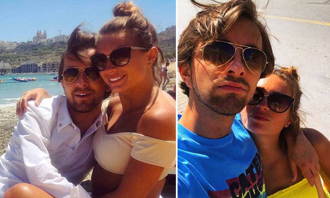 Dani Dyer has a new boyfriend after reuniting with her ex Sammy Kimmence